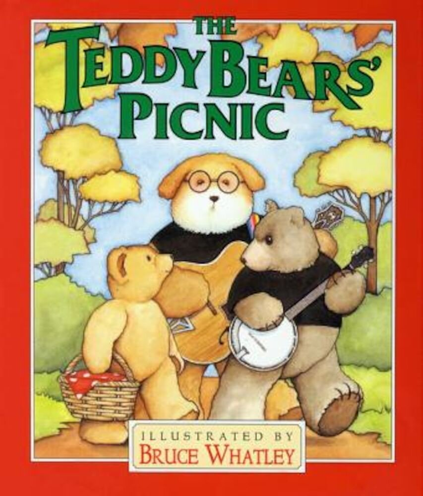 The Teddy Bears' Picnic Board Book, Hardcover