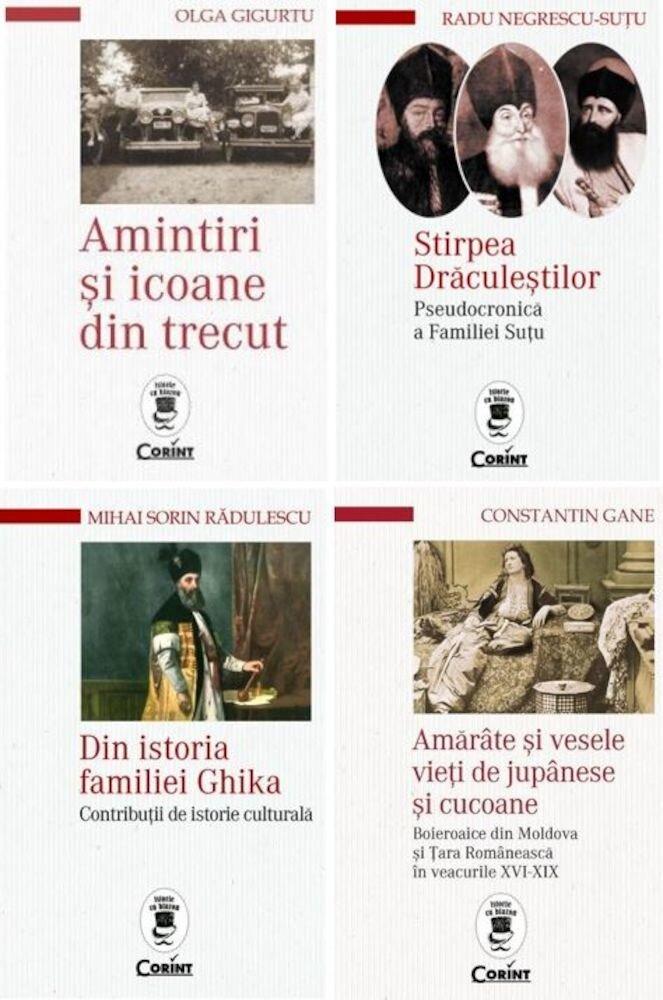 Set Istorie cu blazon