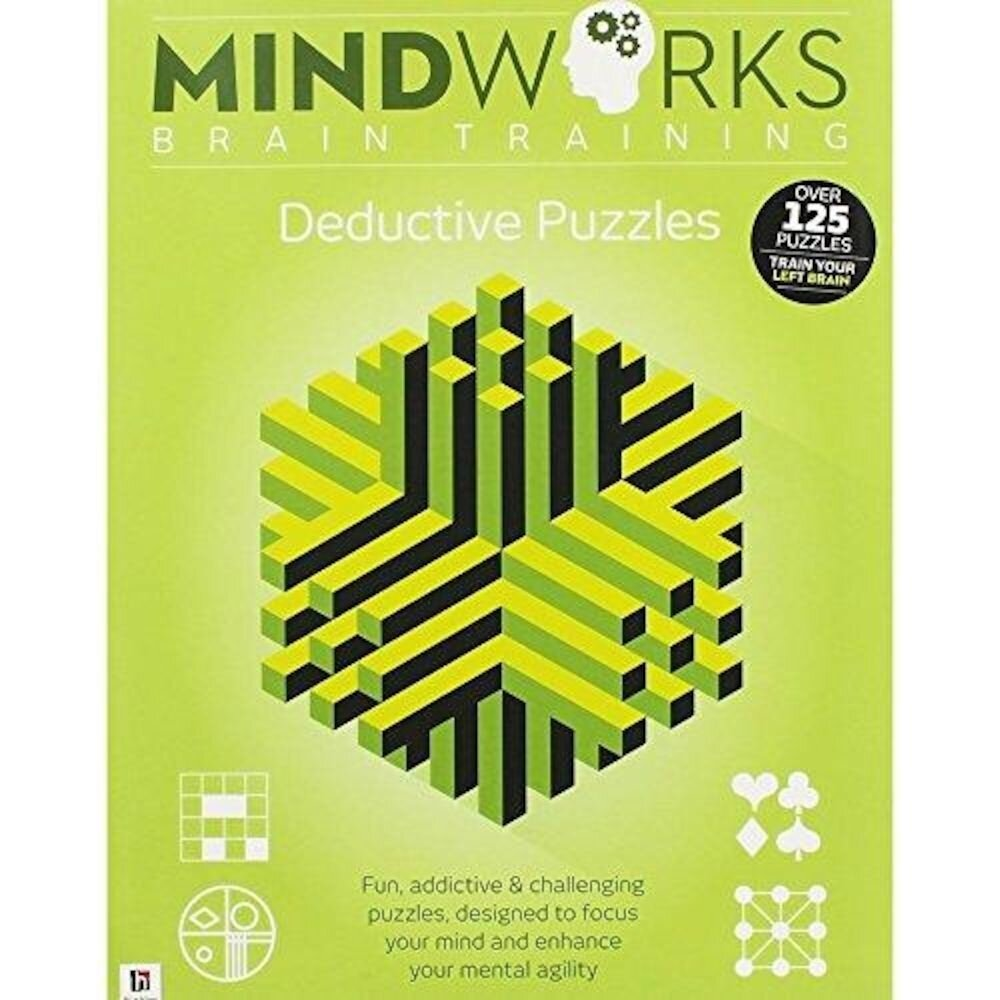 Mindworks Brain Training Series 1: Deductive Puzzles