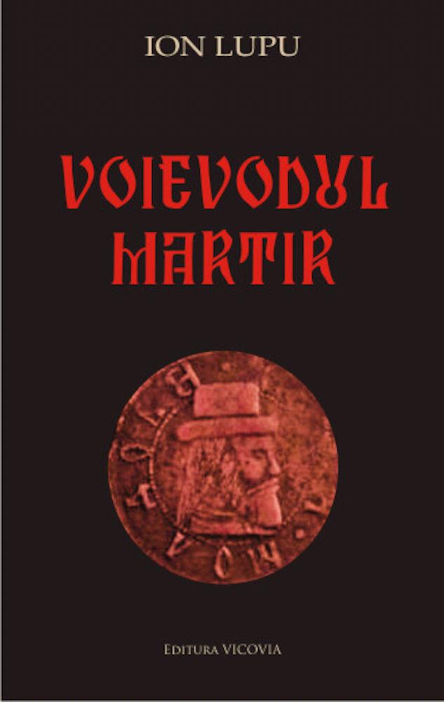 Coperta Carte Voievodul martir