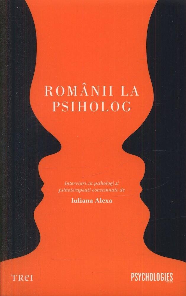 Coperta Carte Romanii la psiholog