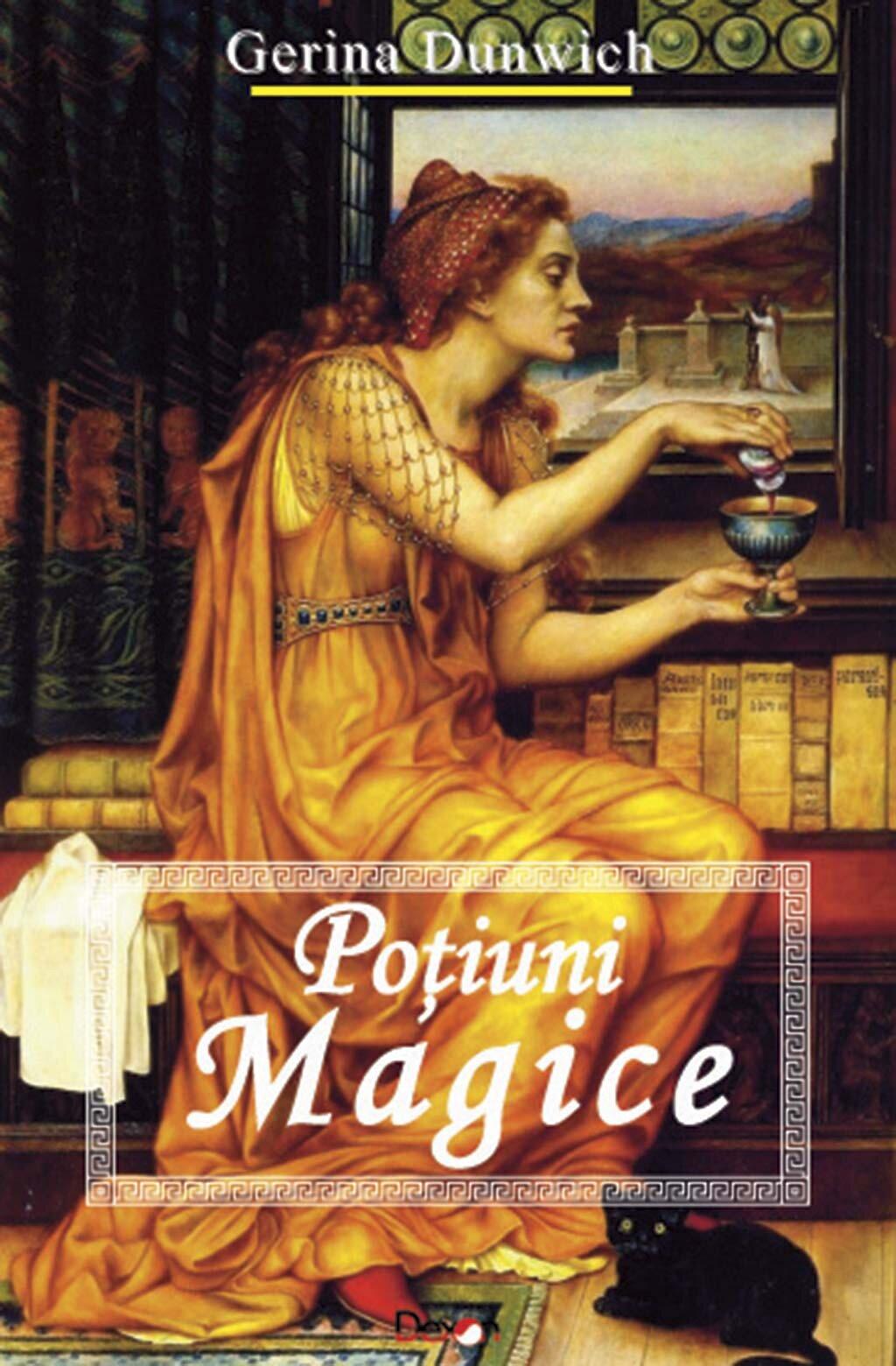 Potiuni magice (eBook)