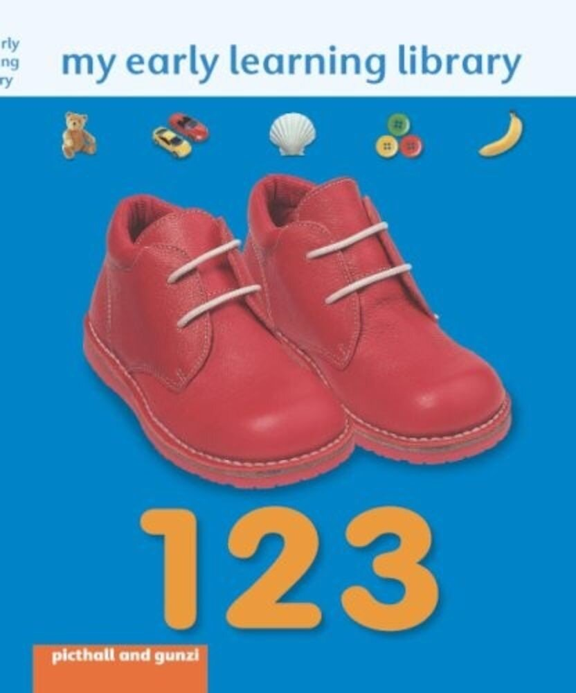 Coperta Carte My Early Learning Library 123