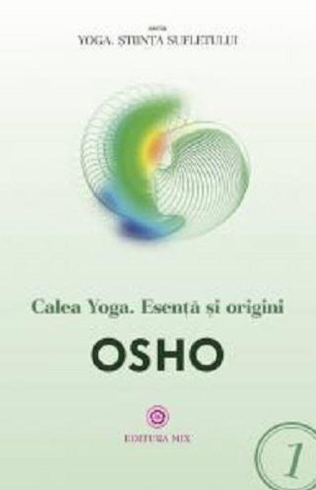 Coperta Carte Calea yoga. Esenta si origini