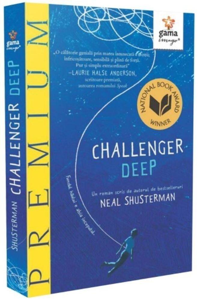 Coperta Carte Challenger Deep