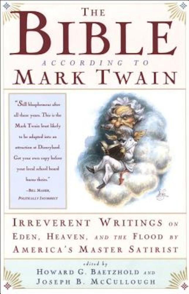The Bible According to Mark Twain, Paperback