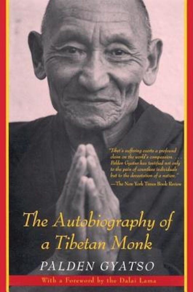 The Autobiography of a Tibetan Monk, Paperback