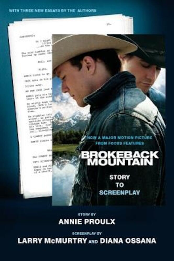 Brokeback Mountain: Story to Screenplay, Paperback