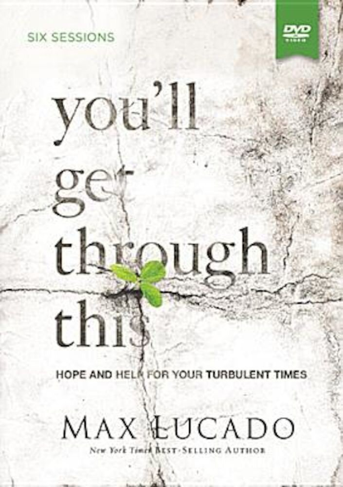 You'll Get Through This Study Pack: Hope and Help for Your Turbulent Times [With DVD], Paperback