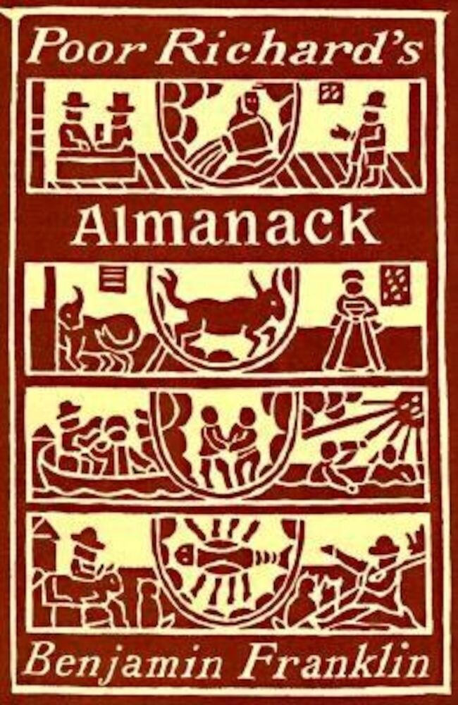 Poor Richard's Almanack, Hardcover