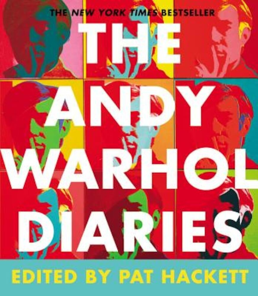 The Andy Warhol Diaries, Hardcover