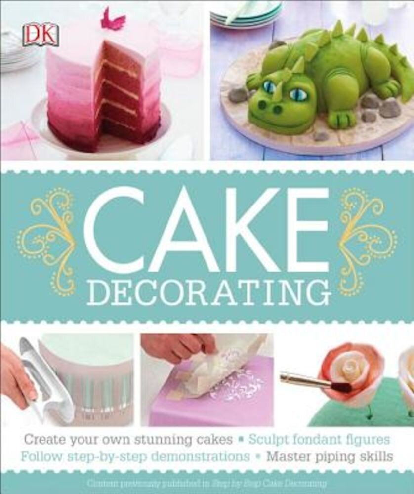 Cake Decorating, Paperback