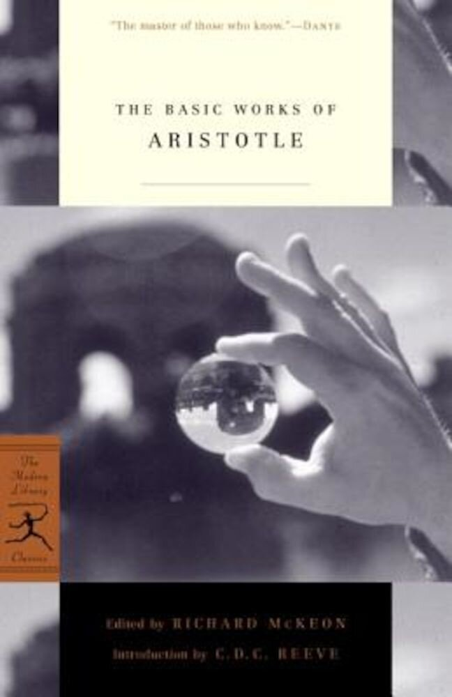 The Basic Works of Aristotle, Paperback