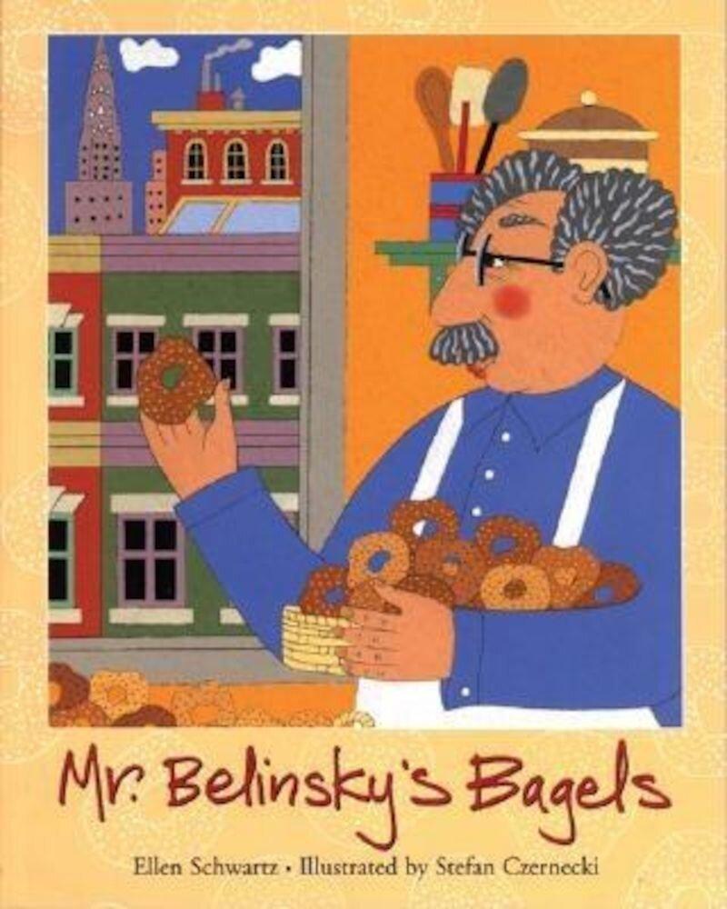 MR Belinski's Bagels, Paperback