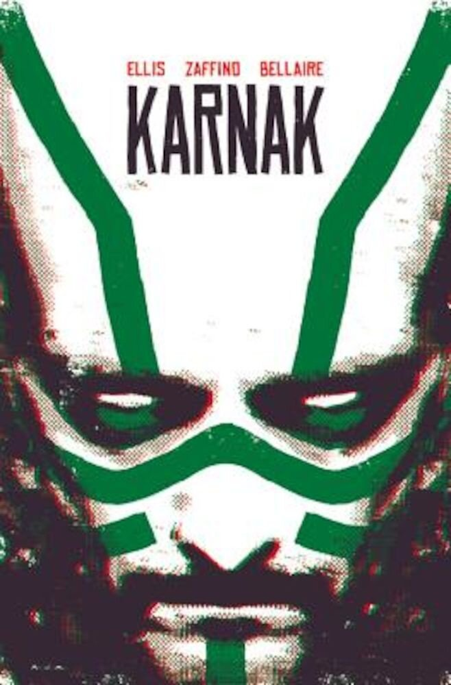 Karnak: The Flaw in All Things, Paperback