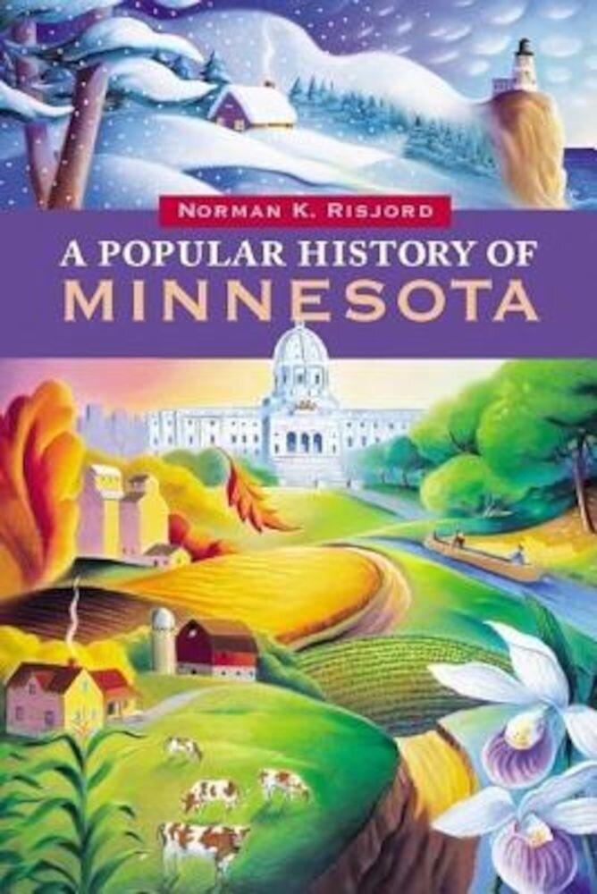A Popular History of Minnesota, Paperback