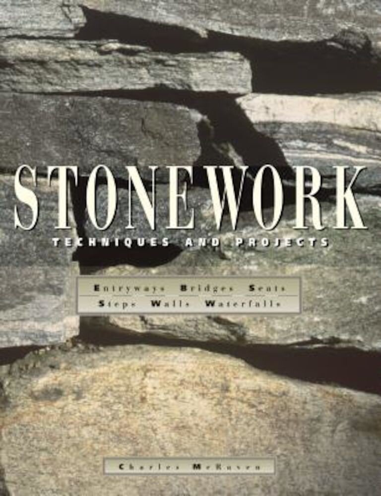 Stonework: Techniques and Projects, Paperback