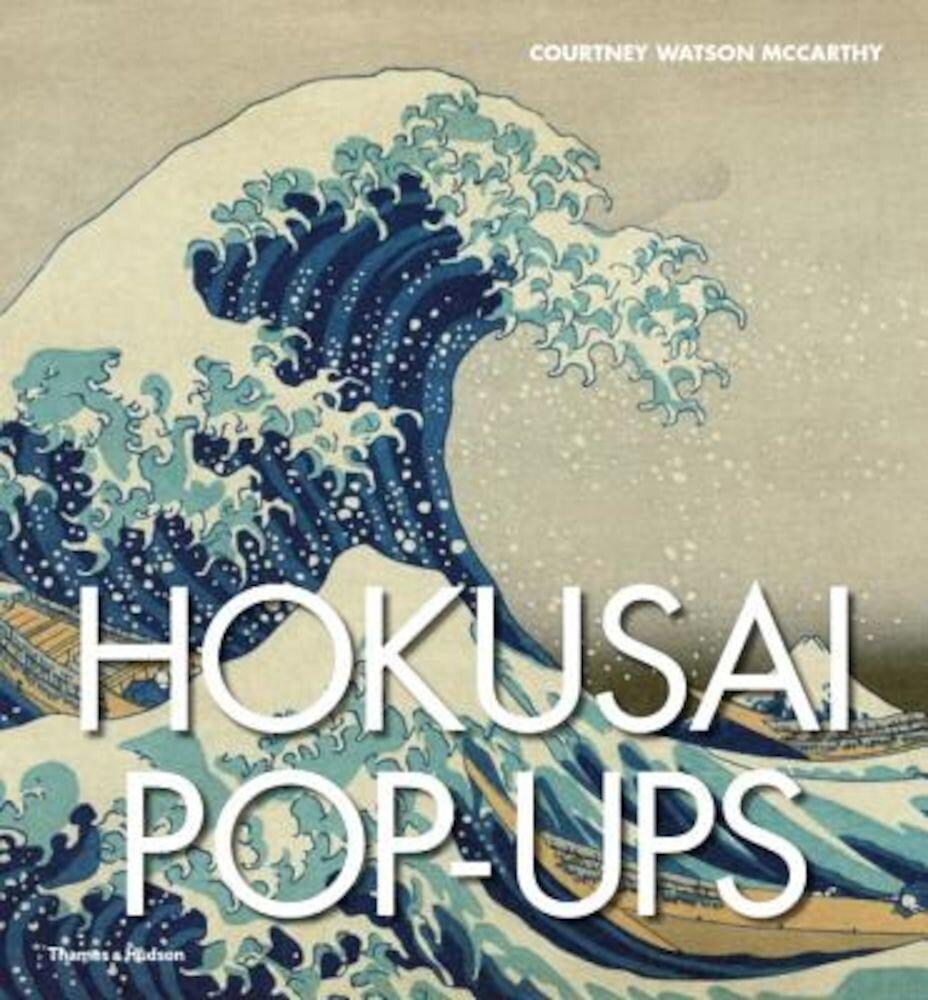Hokusai Pop-Ups, Hardcover
