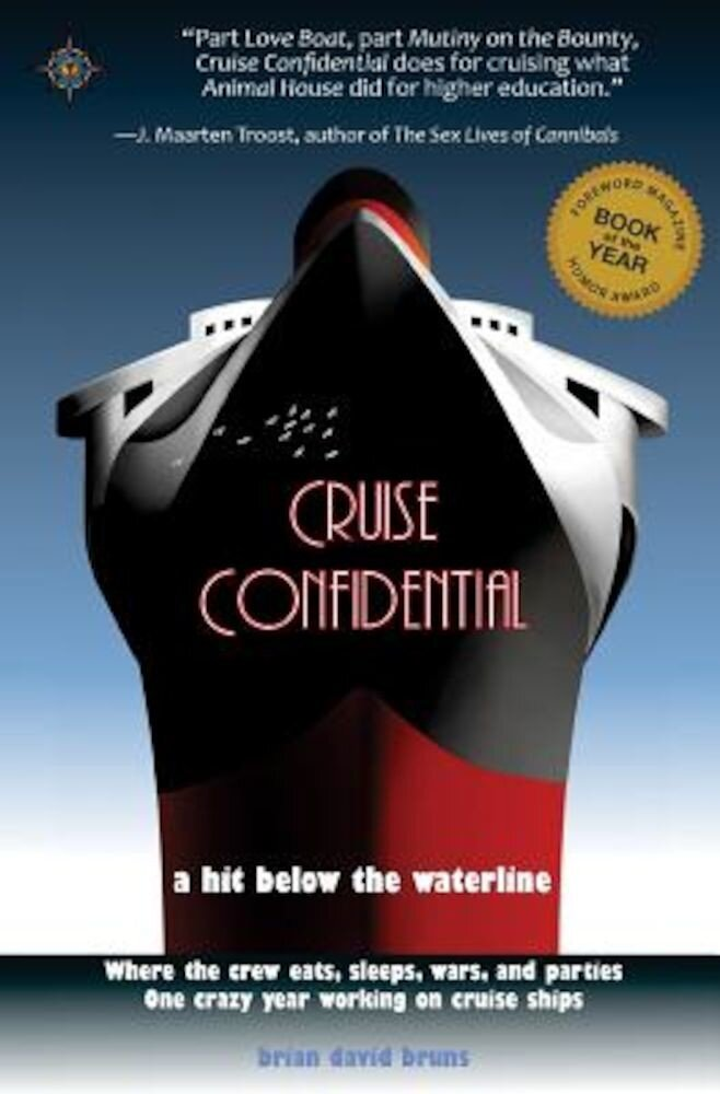 Cruise Confidential: A Hit Below the Waterline, Paperback