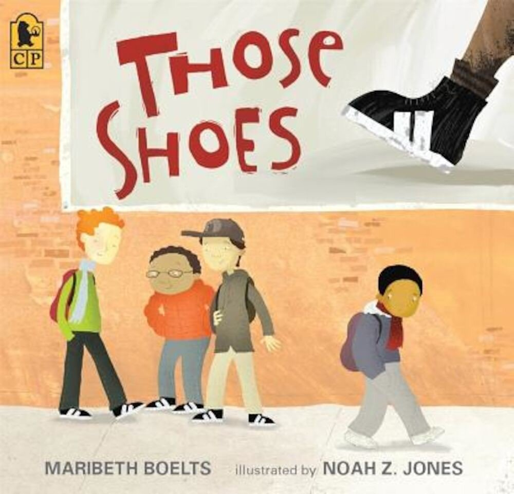 Those Shoes, Paperback