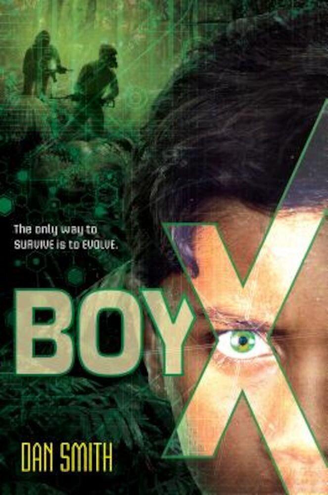 Boy X, Hardcover