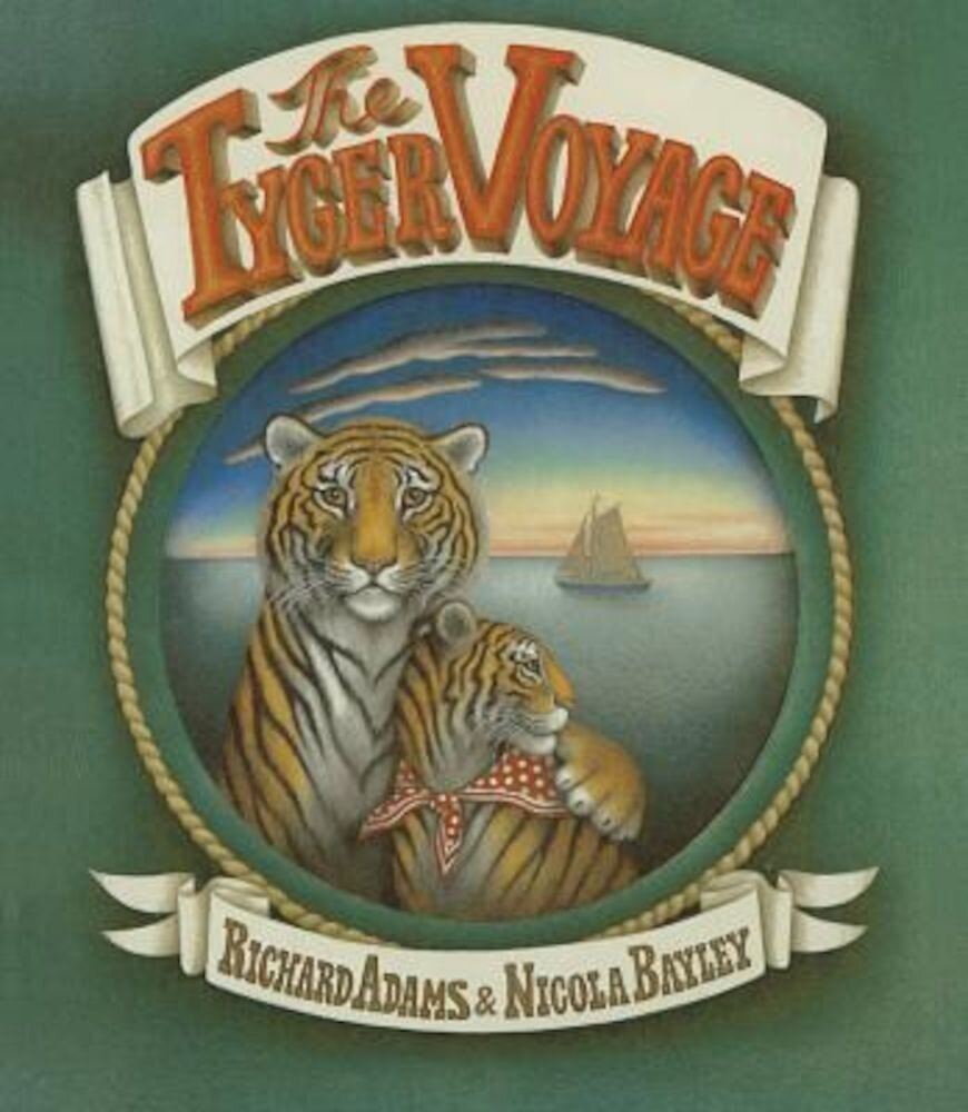 The Tyger Voyage, Hardcover