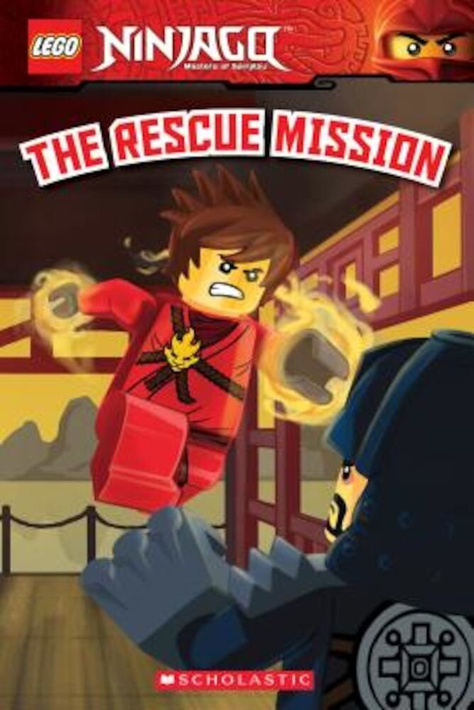 The Rescue Mission (Lego Ninjago: Reader), Paperback