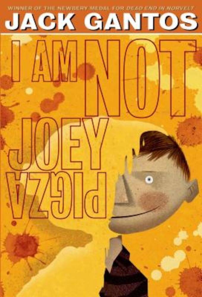I Am Not Joey Pigza, Paperback