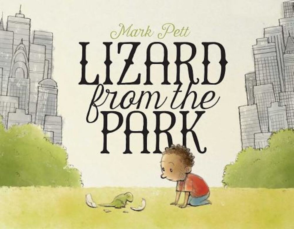 Lizard from the Park, Hardcover