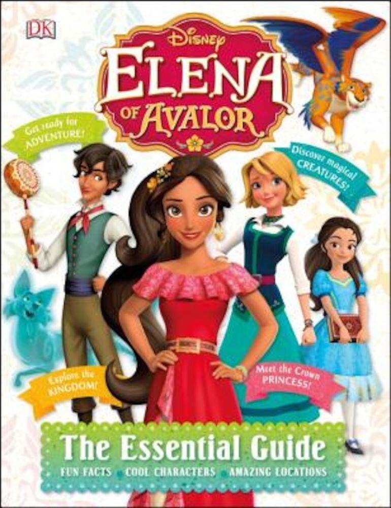 Disney Elena of Avalor: The Essential Guide, Hardcover