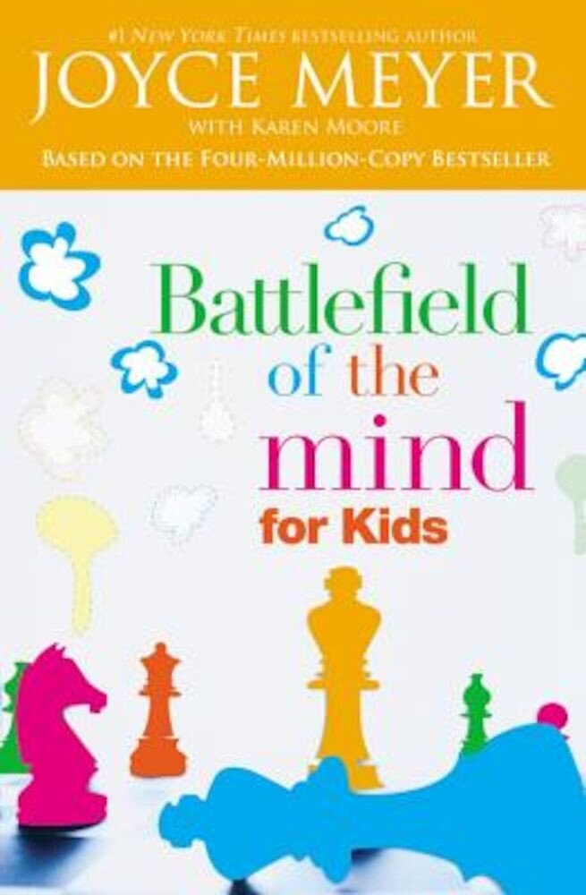 Battlefield of the Mind for Kids, Paperback
