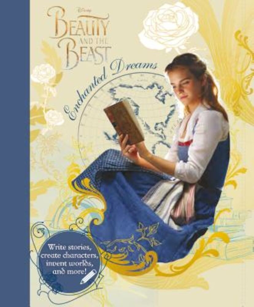 Disney Beauty and the Beast Enchanted Dreams, Paperback