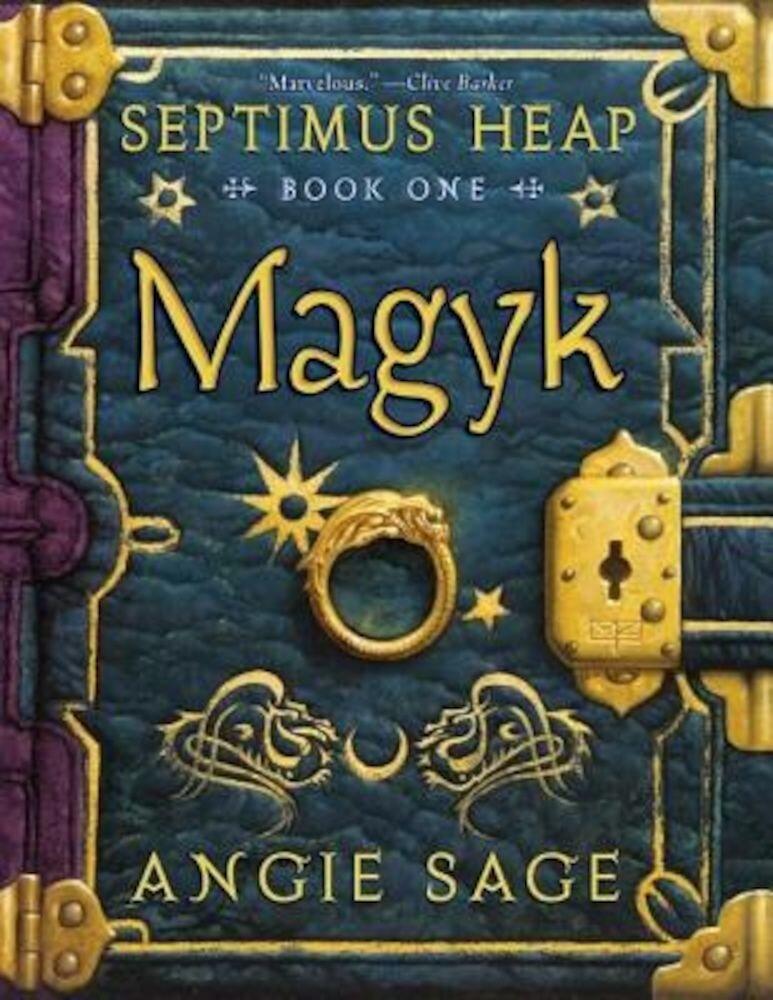 Septimus Heap, Book One: Magyk, Hardcover