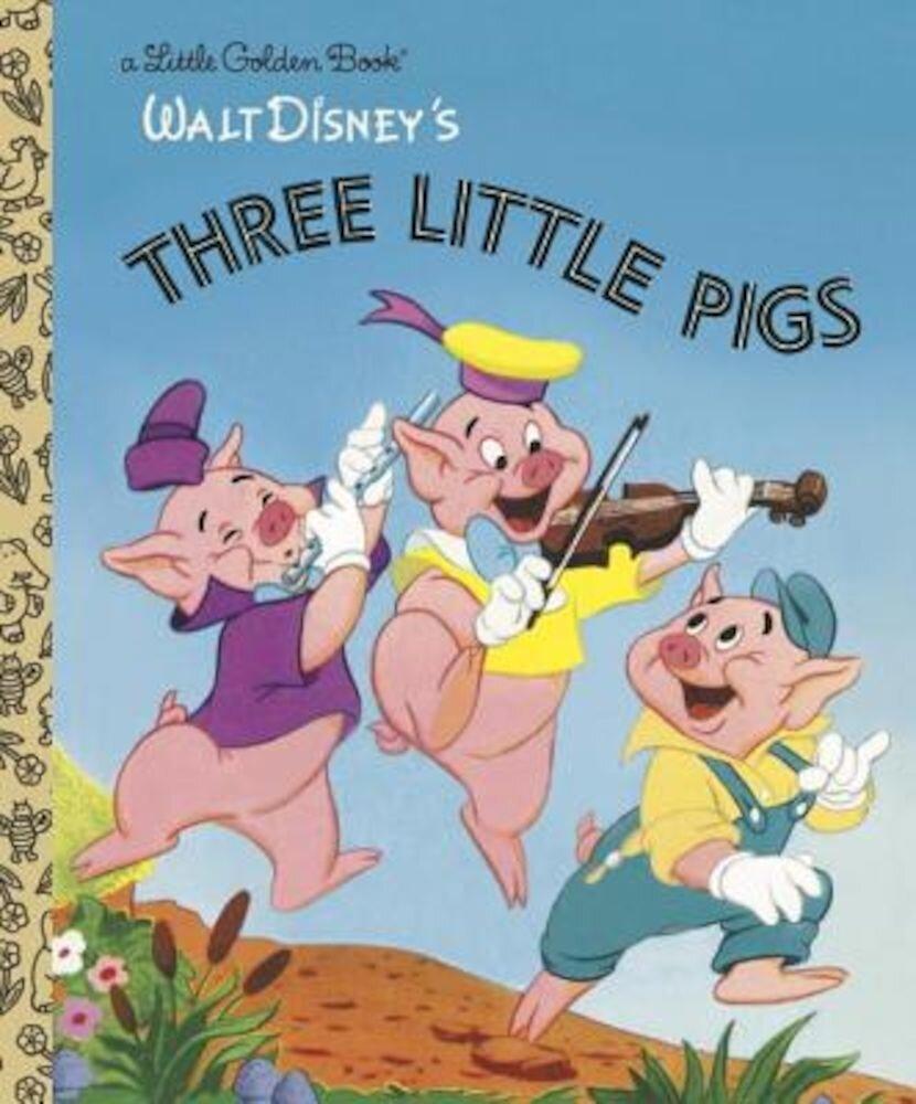 Three Little Pigs, Hardcover