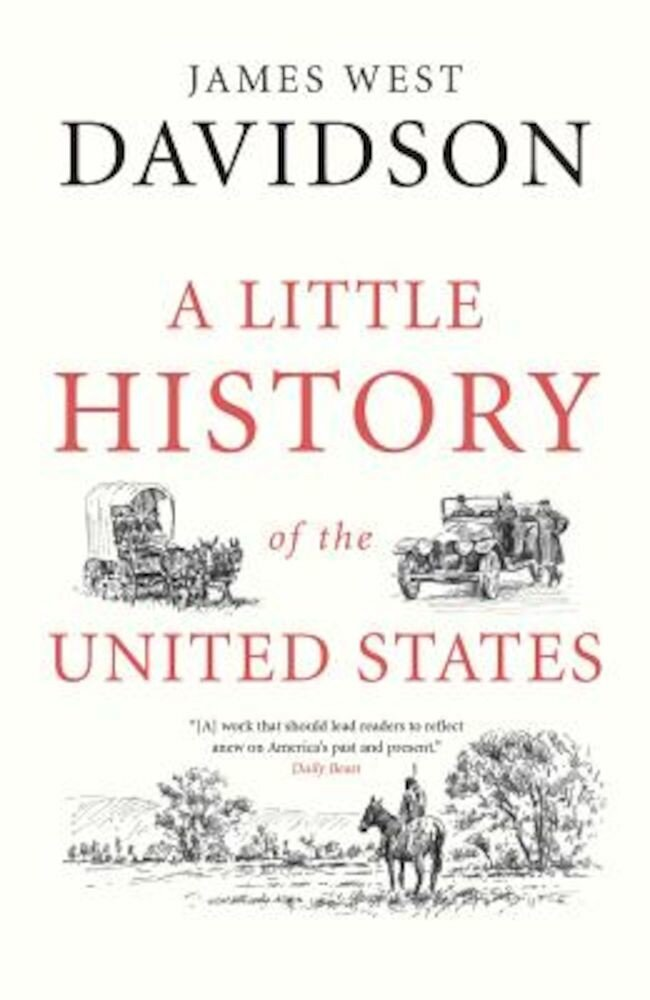A Little History of the United States, Paperback