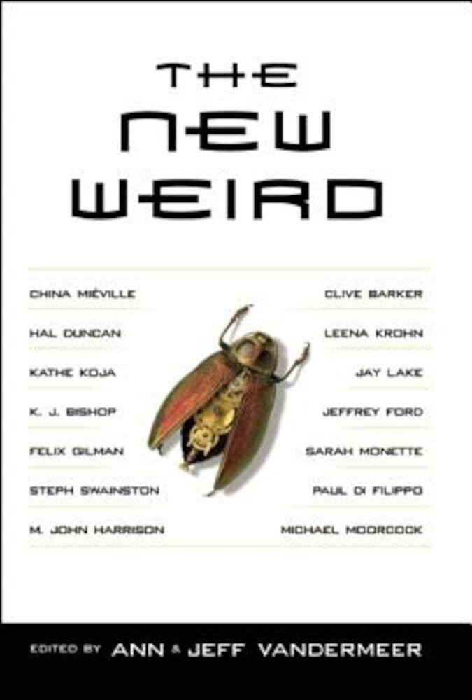 The New Weird, Paperback