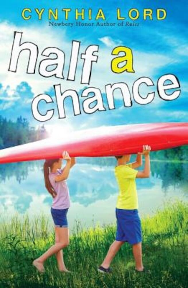Half a Chance, Hardcover