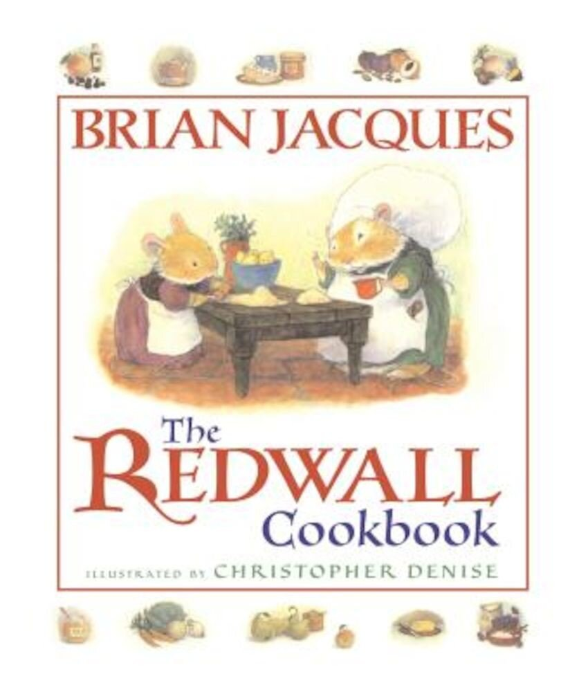 The Redwall Cookbook, Paperback