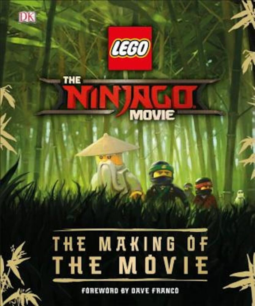 The Lego(r) Ninjago(r) Movie the Making of the Movie, Hardcover