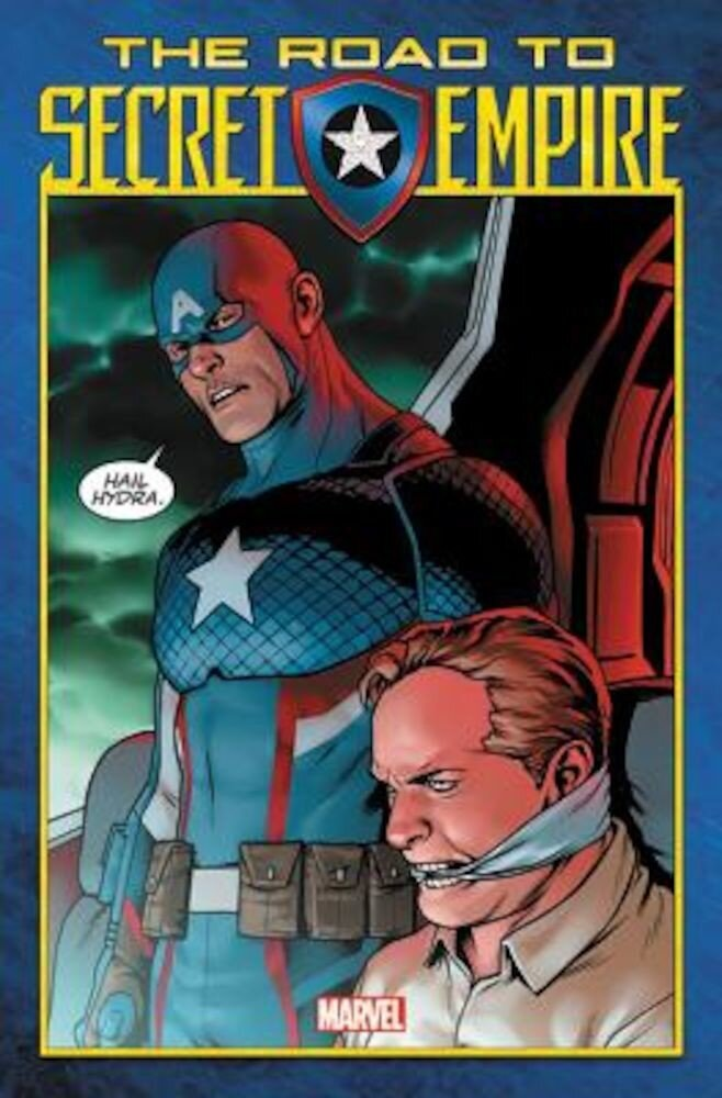 Secret Empire Prelude, Paperback