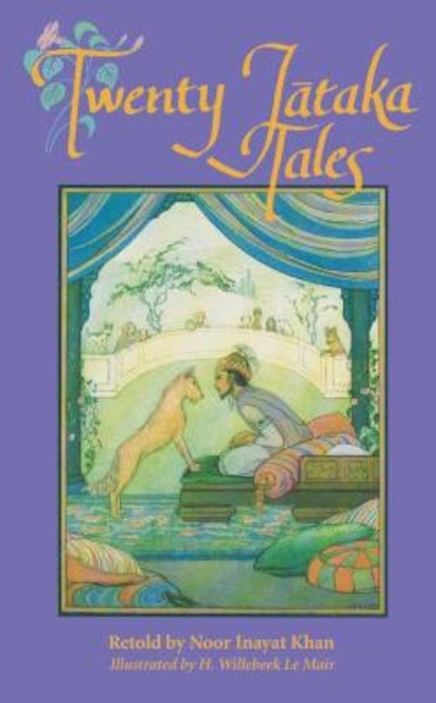 Twenty Jataka Tales, Paperback