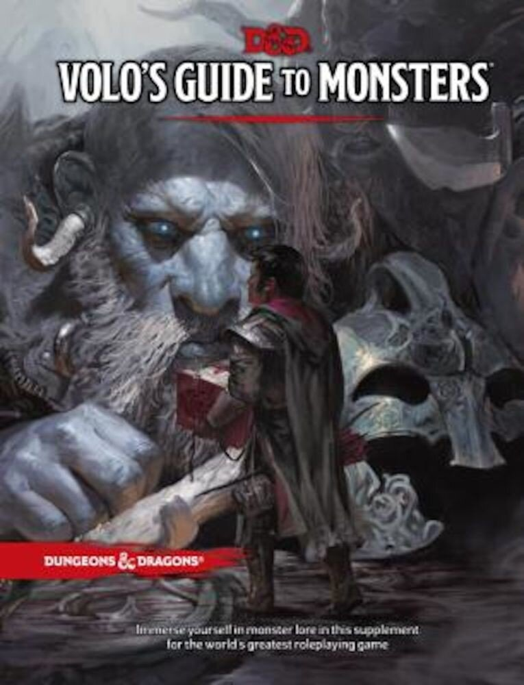 Volo's Guide to Monsters, Hardcover