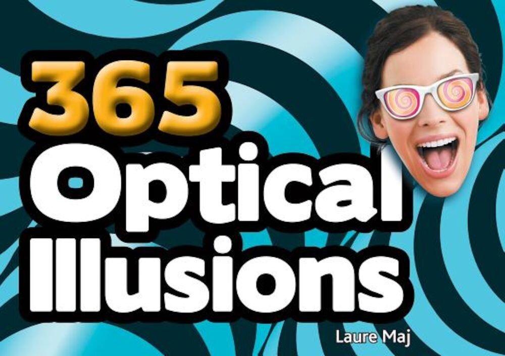 365 Optical Illusions, Paperback