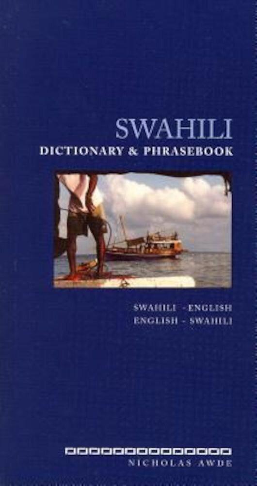 Swahili Dictionary and Phrasebook: Swahili-English/English-Swahili, Paperback