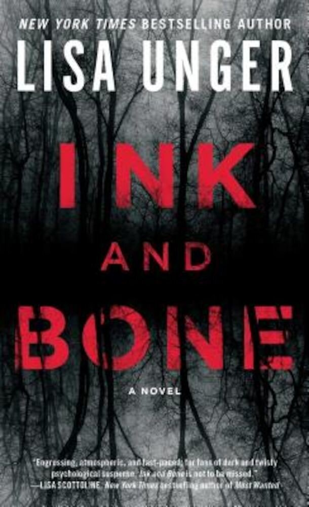 Ink and Bone, Paperback