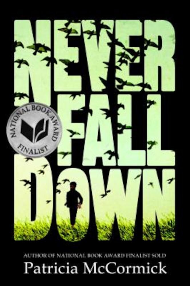 Never Fall Down, Paperback