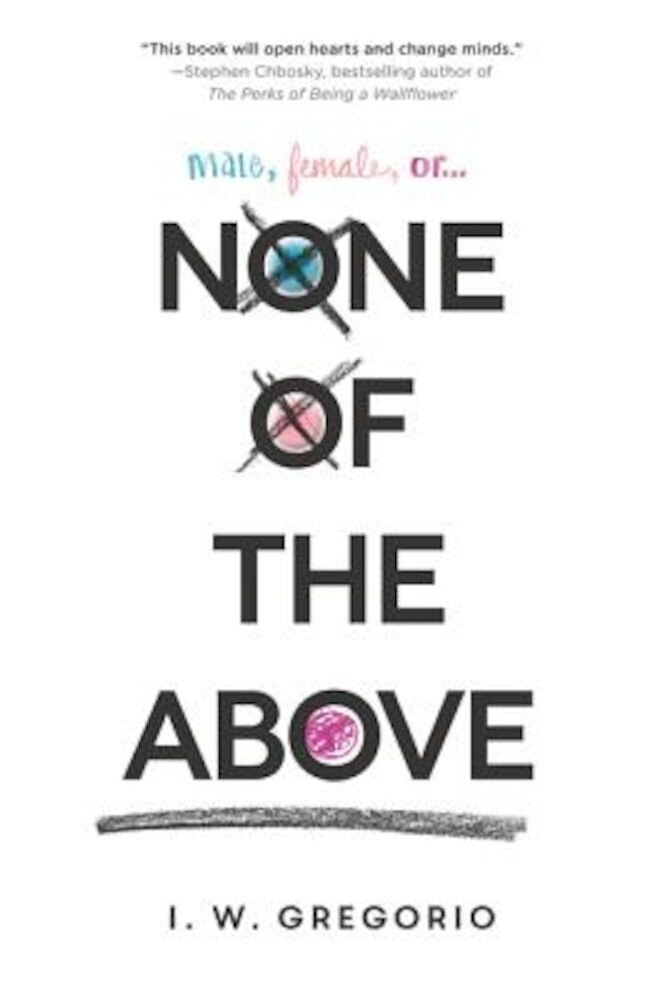 None of the Above, Paperback