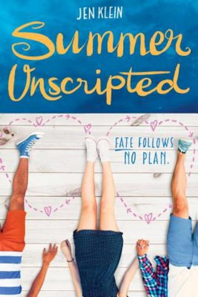 Summer Unscripted, Hardcover
