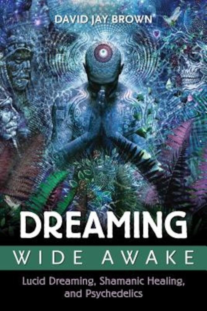 Dreaming Wide Awake: Lucid Dreaming, Shamanic Healing, and Psychedelics, Paperback
