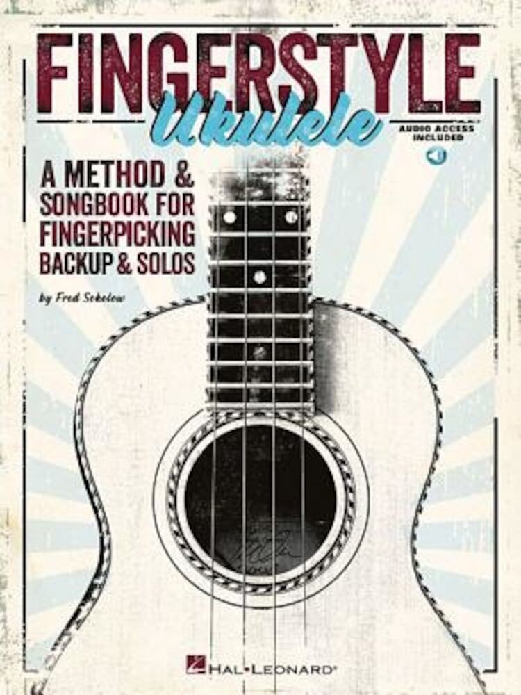 Fingerstyle Ukulele [With CD (Audio)], Paperback